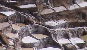 Salt Pans of Maras