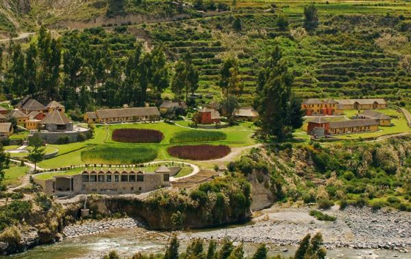 Welcome to the Colca Canyon Lodge