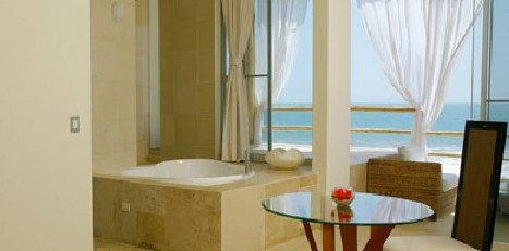 Luxurious amenities to savor