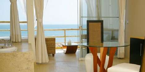 Experience the Peruvian coast from the DCO Suites
