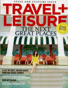 Travel + Leisure A-List