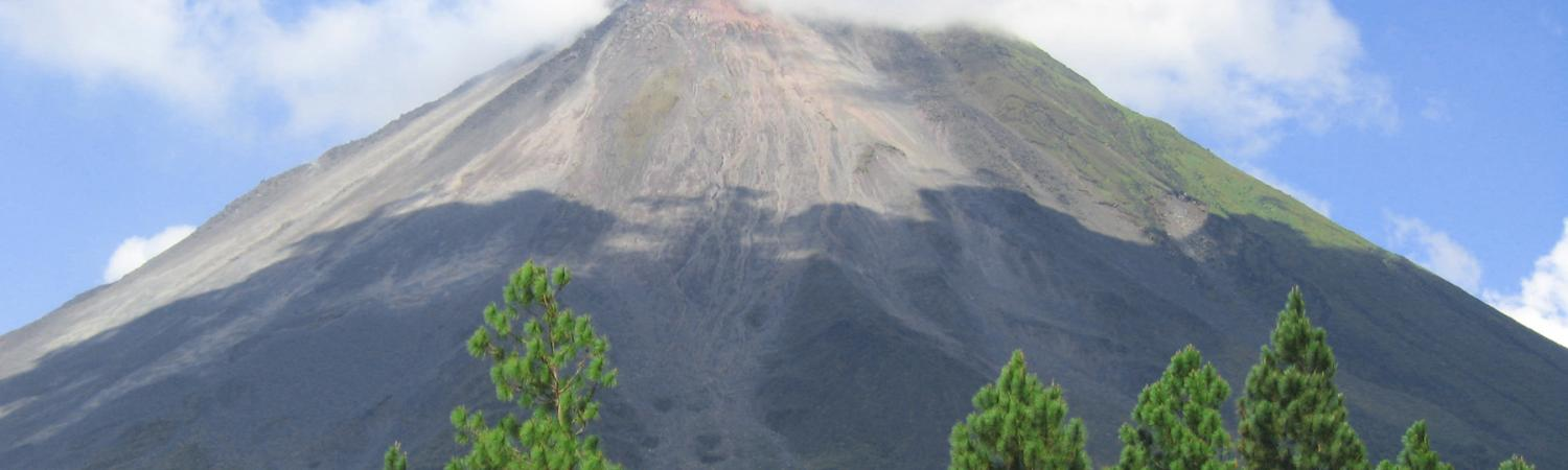 Arenal Volcano on Costa Rica Vacation