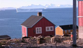 A remote Arctic Community