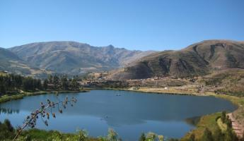 Outside of Cusco