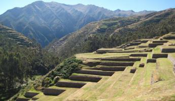 Terraces at Chinchero