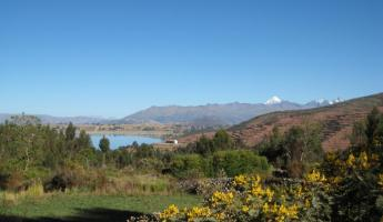 Chinchero and Lake Piuray