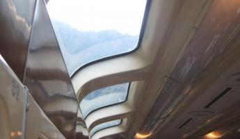 Vistadome Train to Aguas Calientes