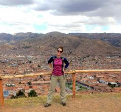 the rest of the ruins were taken to Cusco  to build the city
