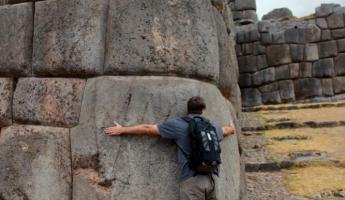 How did the Incas do this? HUGE!