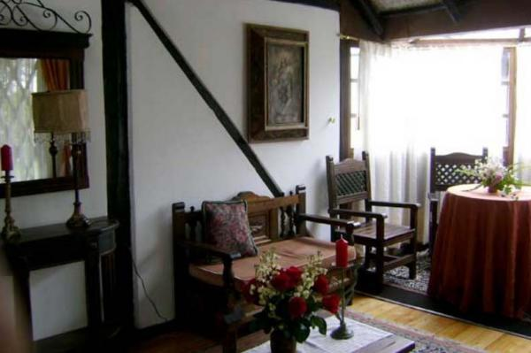 Full of history and charm, enjoy your stay at Hosteria Granja La Estacion