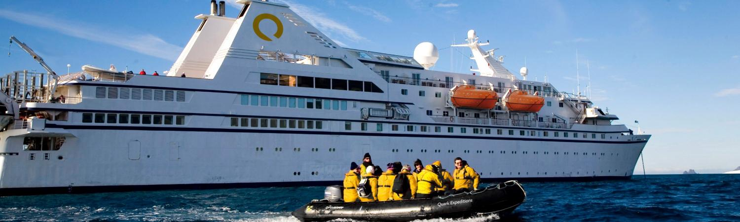 Explore Antarctica aboard the Ocean Diamond
