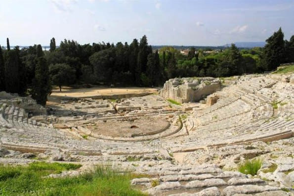 Wander the ancient stones of Syracuse, one of the most prestigious cities of the Helenistic world