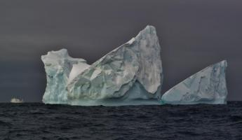 Just another day in Antarctica - no big deal