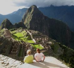 Machu Picchu...exceeds every expectation.