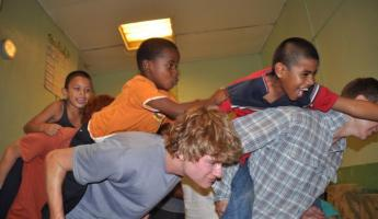 Volunteering at an orphanage in Belize