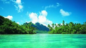 Unforgettable landscapes in Tahiti