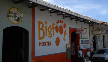 The Capital of Volcano Boarding - Bigfoot Hostel