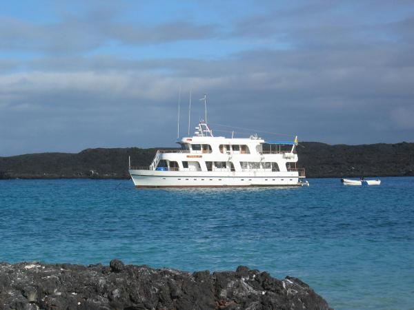 Cruise to remote locations on your Galapagos cruise