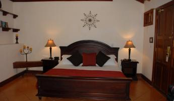 Beautiful rooms at Hotel Plaza Colon, Granada