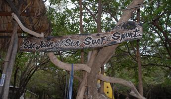 San Juan Surf and Sport Surfing lessons