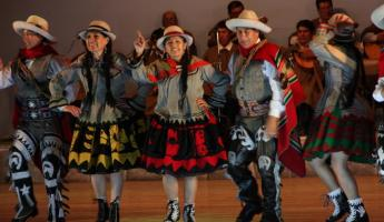 Cusco, Peru: Traditional Dance Show