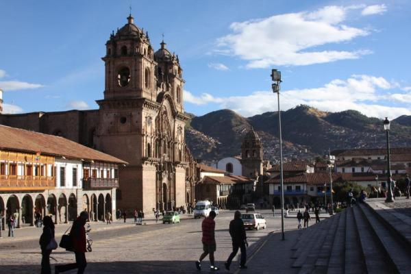Cusco, Peru: Main Square
