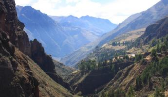 Scared Valley, Peru