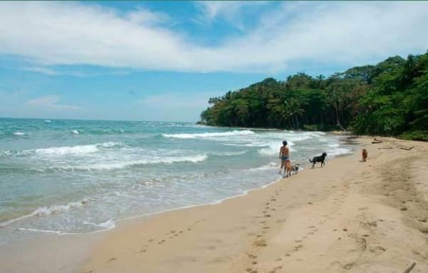 Stroll the beaches of the Caribbean from your Costa Rica lodge