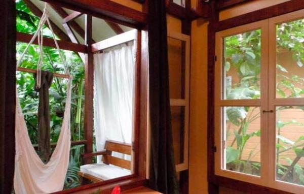 Immersed in nature, relax in your private jungle bungalow