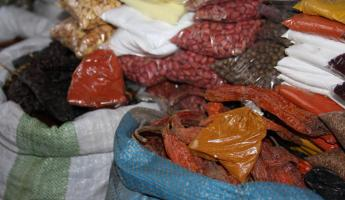 Spices at Cusco Market