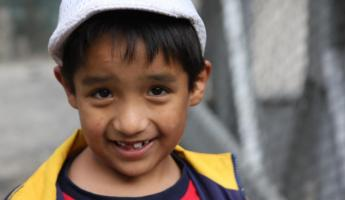 Local Child - Aguas Calientes
