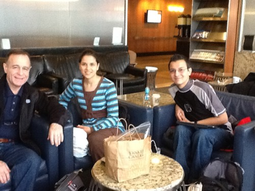 the 3 at the Admirals Club