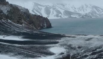 Bleak but beautiful: Deception Island