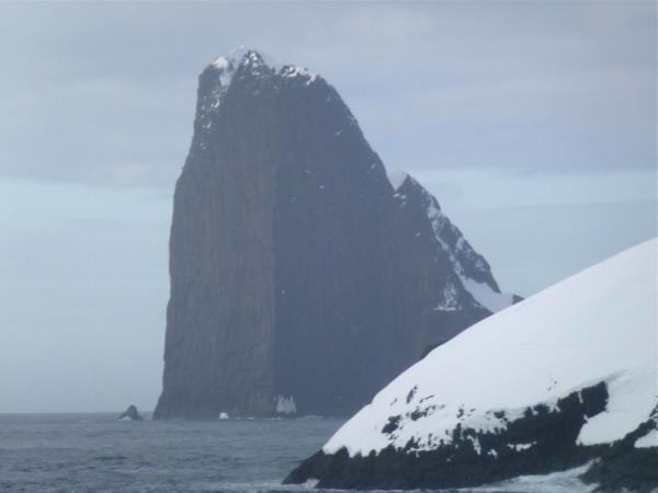 Two of the South Shetland Islands