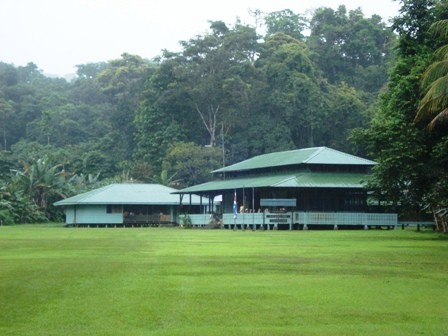 Sirena Ranger Station is set in the pristine Corcovado National Park
