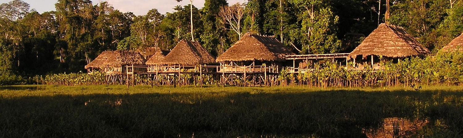 Welcome to Kapawi Ecolodge