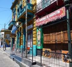San Telmo Neighborhood...home of the Tango!