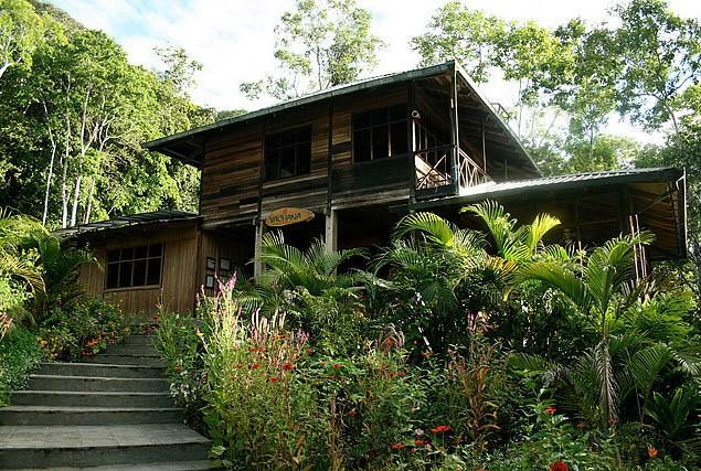 Yachana Lodge - hotels for our Ecuadorian Amazon Tours