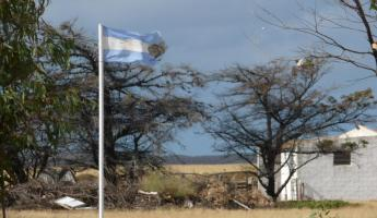 The Flag of Argentina!