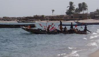 Fishing villiage of Djiffere