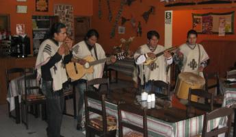 Cusco - live music band