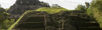 Horseback riding around the Xunantunich ruins is a great way to spend an afternoon!