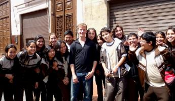 New Amigos from Santimos des Jesus, well miss these kids.