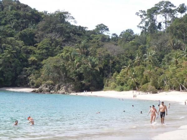 Playa Manuel Antionio