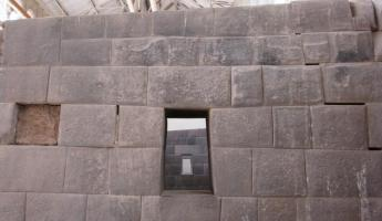 Cusco: Windows perfectly aligned