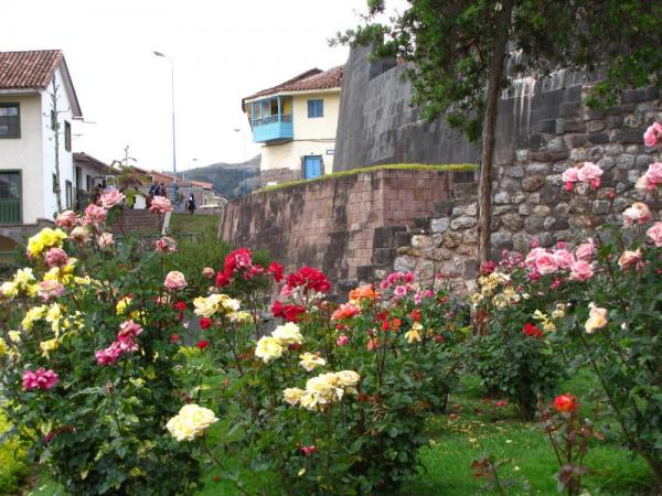 Cusco: A marriage of Spanish and Inca