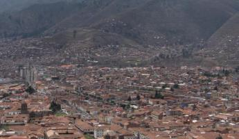 1000 feet above Cusco