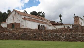 Cathedral of the Sacred Virgin in Chinchero