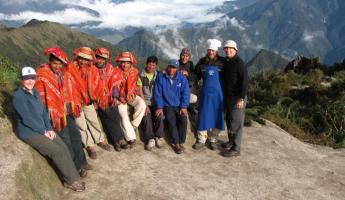 Best porters and cook in Peru!