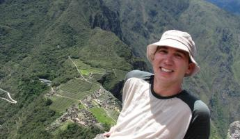 Worth the climb up Huayna Picchu